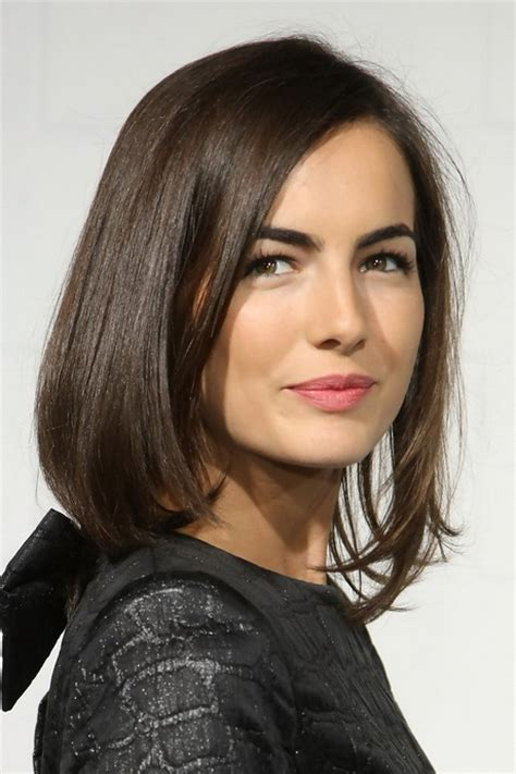 hairstyles for medium length hair celebrities celebrity shoulder length haircuts