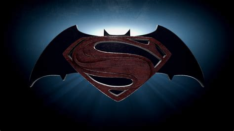 wallpaper movie batman vs superman batman v superman 2015 movie logo hd wallpaper