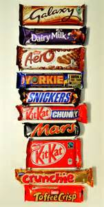 top 10 candy bars quot top 10 quot chocolate bars revealed in survey but famous