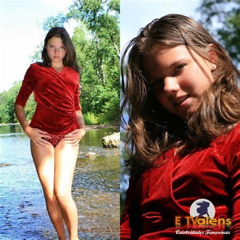 rare sandra teen model celebridades femeninas por e tvalens sandra orlow una