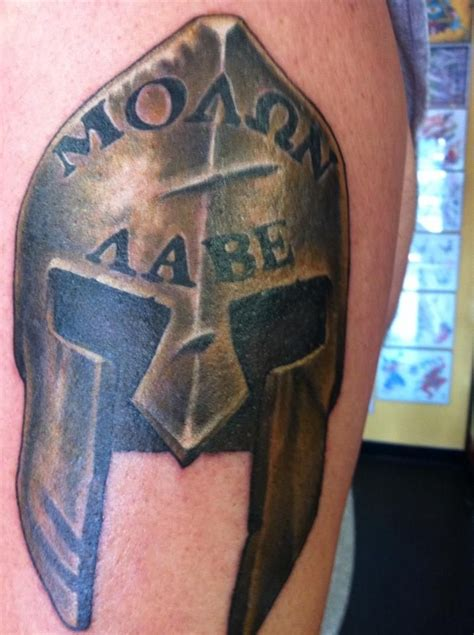 molon labe tattoo ideas my new molon labe tattoos molon