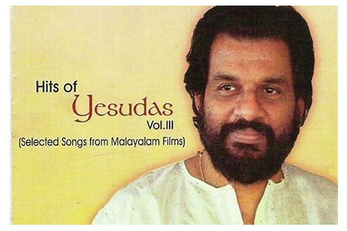 yesudas songs free mp3 download malayalam