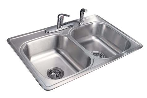 menards stainless steel sink tuscany 7 quot bowl stainless steel kitchen sink kit at