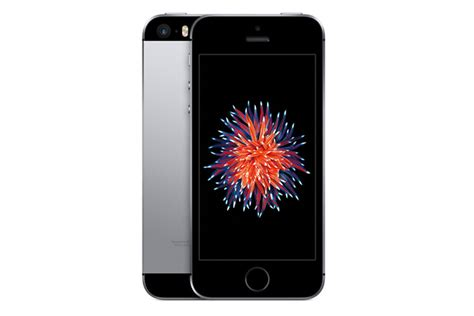 G Iphone Se by Apple Iphone Se 64gb Space Grey Ebay