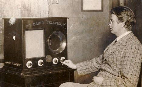 what year was color tv invented tv loving brits spend two months a year