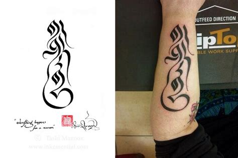 ehfar tattoo my design by tashi mannox quot everything