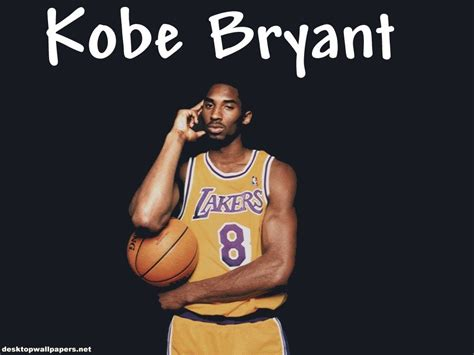 biography kobe bryant wallpaper