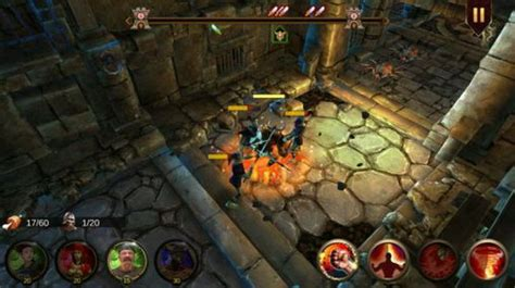 download game mod apk offline revdl دانلود بازی جنگ سال ها سنگ شیطان demonrock war of ages v1 05