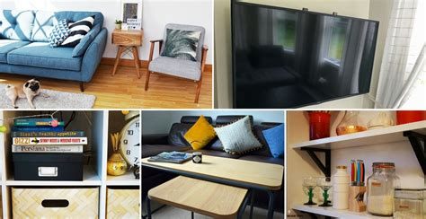 amazing solutions for your ideas 16 amazing space saving solutions for your living room