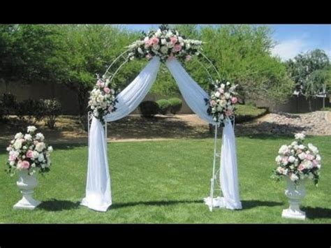 Wedding Concepts Niagara Falls Blvd by Diy Wedding Arch Decoration Ideas
