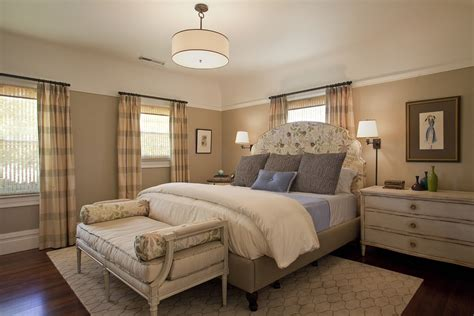 picture rail in bedroom farmhouse bedroom lighting bedroom traditional with