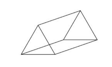 cross section of a triangular prism natalie s geometry 7 gold maths with burnham at mount