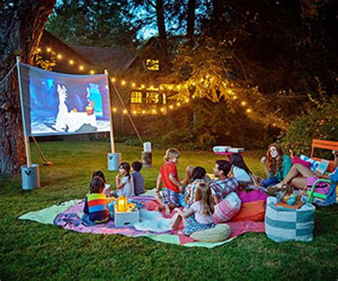 best movies for backyard movie night summer movie night in your backyard