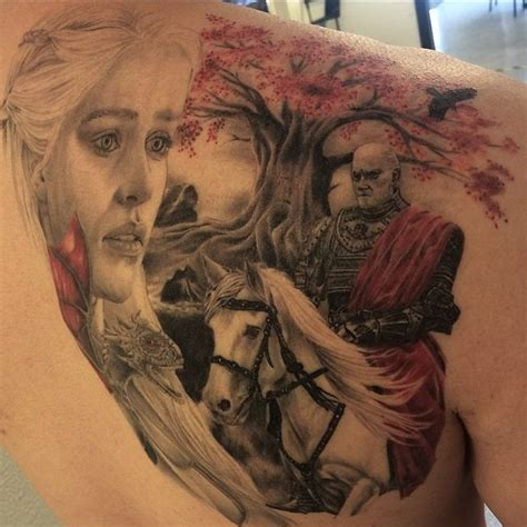 edinburgh tattoo game of thrones game of thrones tattoos that are absolutely perfect others