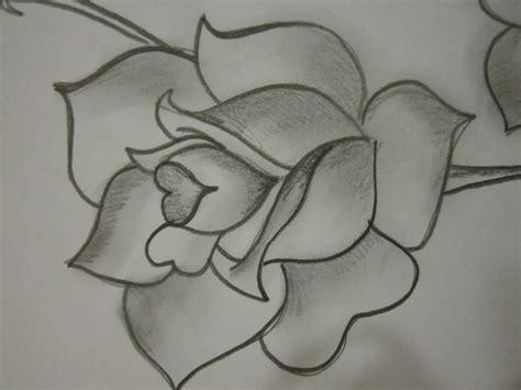 Tutorial Menggambar Bunga | seni itu aku hasil menggambar bunga mawar melalui video