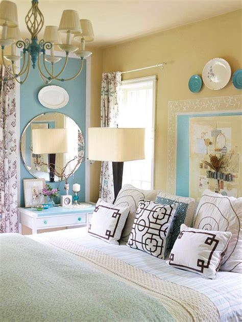 pinterest blue bedrooms 19 ideas para decorar el dormitorio con tonos amarillos