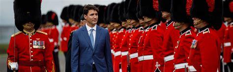 The Prime Minister prime minister of canada justin trudeau