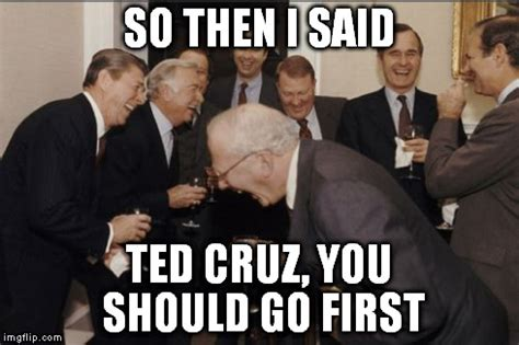 Cruz Meme - i wanna be president imgflip