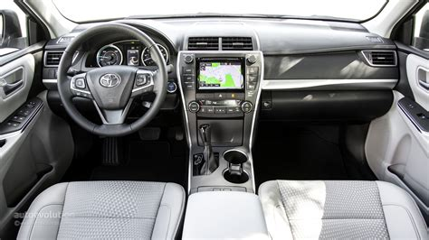 2015 Toyota Interior Toyota Camry 2015 Le Interior Image 95