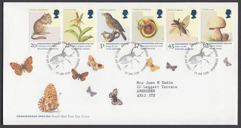 2050 Diana Princess Mocca Set great britain 1998 commemoratives year unit fdc