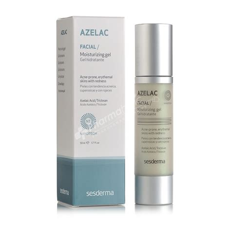 Moisturizing Gel 50ml sesderma azelac moisturizing gel