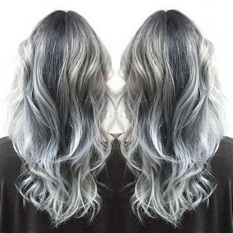 gray hair color shades 21 stunning grey hair color ideas and styles page 2 of 2