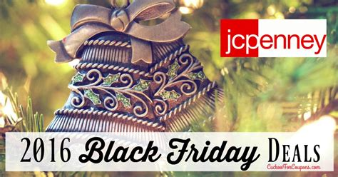 Jcpenney Coupon Giveaway November 2017 - jcpenney 2016 black friday ad