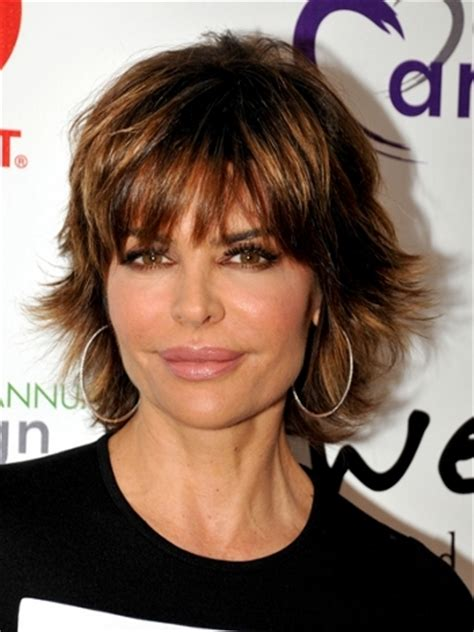 achieve lisa rinna hair cut how to style lisa rena razor cut style long hairstyles