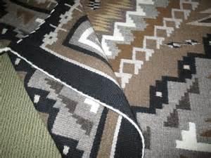 two grey rug by barbara tsosie medium size navajo rug