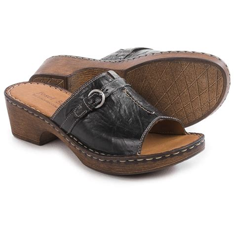 womens mule sneakers josef seibel 21 mule shoes for save 68