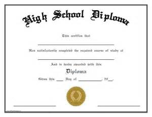 Blank Diploma Templates by Blank Diploma Of Graduation Certificate Templates New