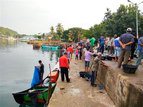 Sk Ii Di Aceh menikmati hasil laut dari aceh bagian i mongabay co id