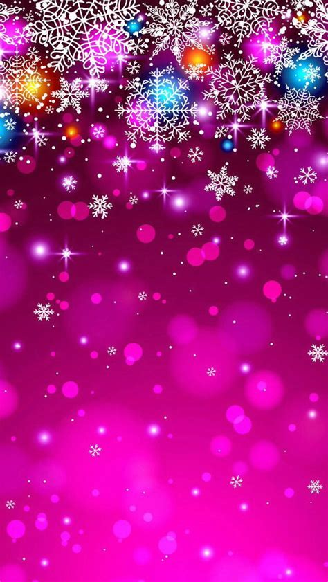 pink themes for iphone christmas themed iphone wallpaper the color combination