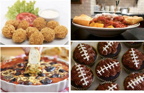 10 best super bowl food ideas 2018 superbowl football