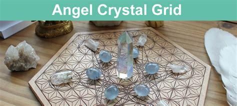 crystal grid  connect  angels ethan lazzerini