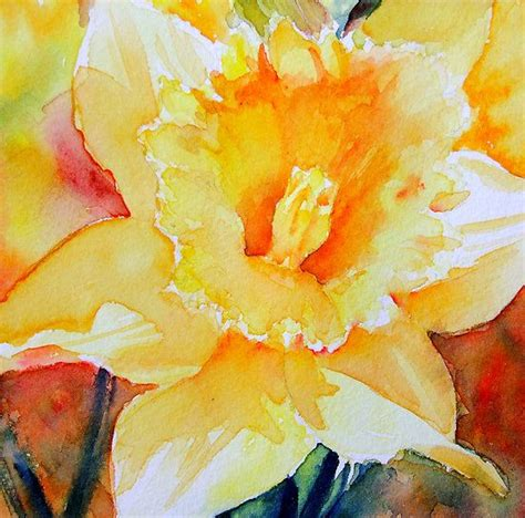 Papier Peint Original 1445 by 17 Best Images About Watercolor Flowers Daffodils On