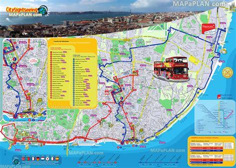 tourist map printable maps update 44003129 lisbon tourist map printable