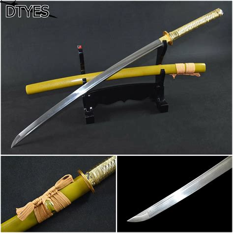 Real Handmade Swords - real katana swords pattern steel samurai sword handmade