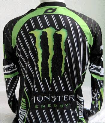 Kaos Motocross Riders kaos lucky rider
