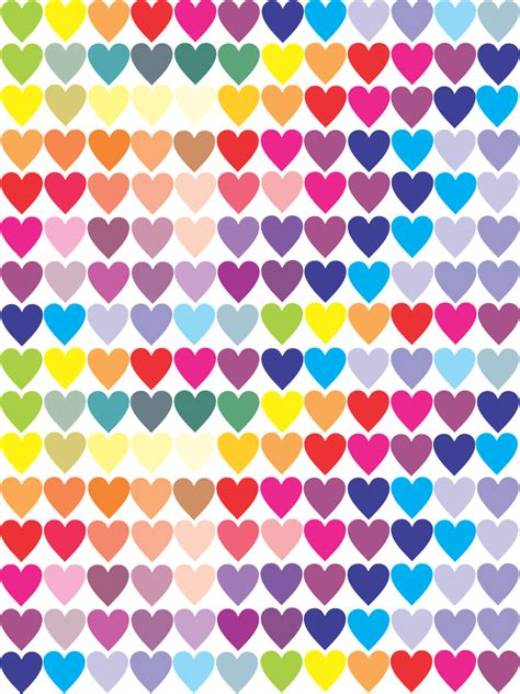 Geburtstagseinladung Zum 70 Festpark De Rainbow Colored Wrapping Paperl L