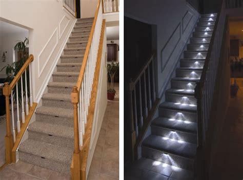 treppenstufen beleuchtung led led stair lights