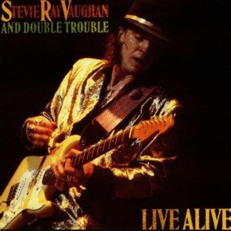 stevie ray vaughan  alivethe   albums