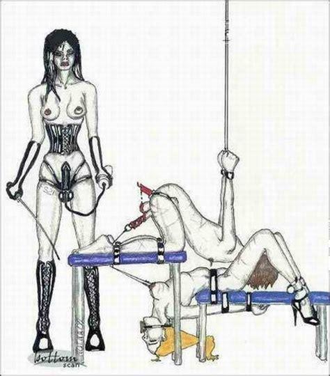 Submissive Sissy Drawings Feminized Malesub Artwork