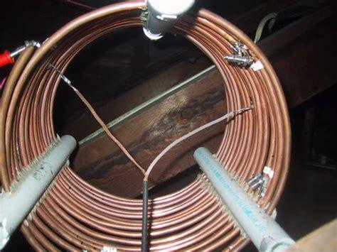 80 40 meter attic antena