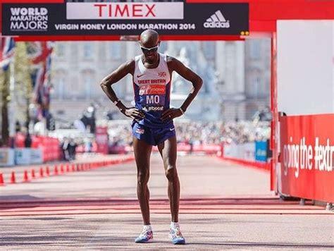 alimentazione settimana prima della maratona la settimana di mo farah per la maratona the running