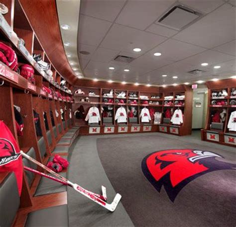ohio state locker room goggin center miami oh designed by 360 176 architects awesome locker room