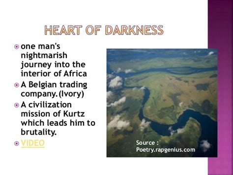 themes in heart of darkness part 1 heart of darkness and traces of marxism