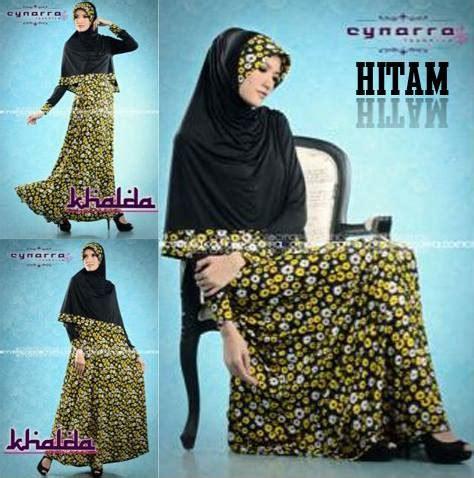 Harga Gamis Merk Aulia cynarra baju muslim modern pusat baju muslim gamis