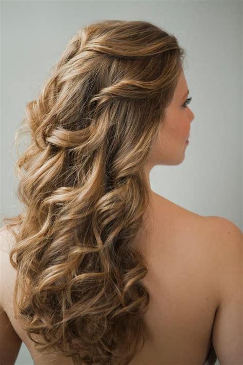 formal hairstyles big curls big curls