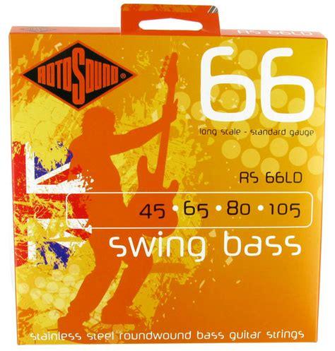 Rotosound String Bass 45105 Rs66ld rotosound rs66ld swing bass thomann united states